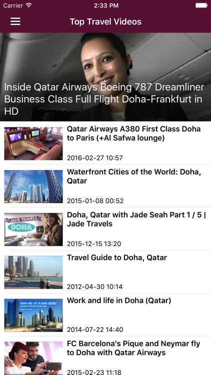 Doha News & Qatar Today Pro Edition screenshot-3