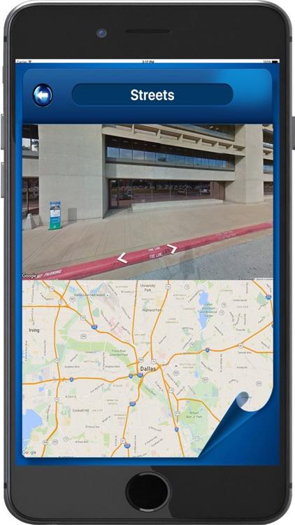 Dallas USA - Offline Maps Navigation screenshot-4