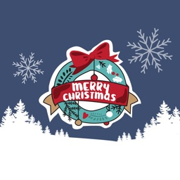 Christmas & New Year's Stickers