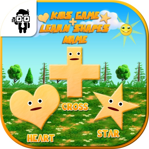 Kids Game Learn Shape Name