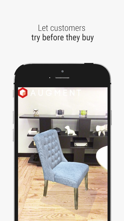 Augment - 3D Augmented Reality screenshot-1