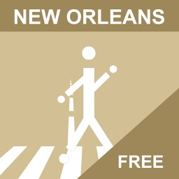 Historic Walking Tour of New Orleans, LA - Free