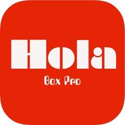 Hola Box Pro