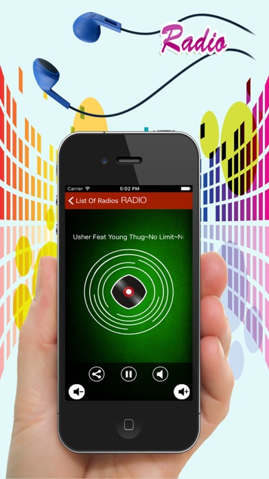 Italian Radio Stations - La Radio Italiana screenshot two