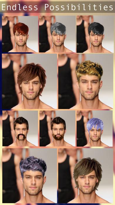 Top 10 Apps Like Hair Style Changer App Women Men Makeover In