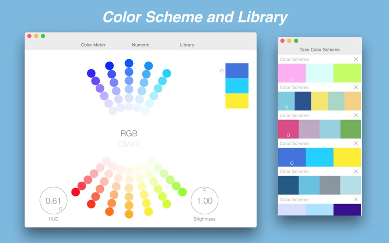 ColorPlan for Mac