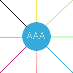 Tap The Dots : AA Circle Spinner