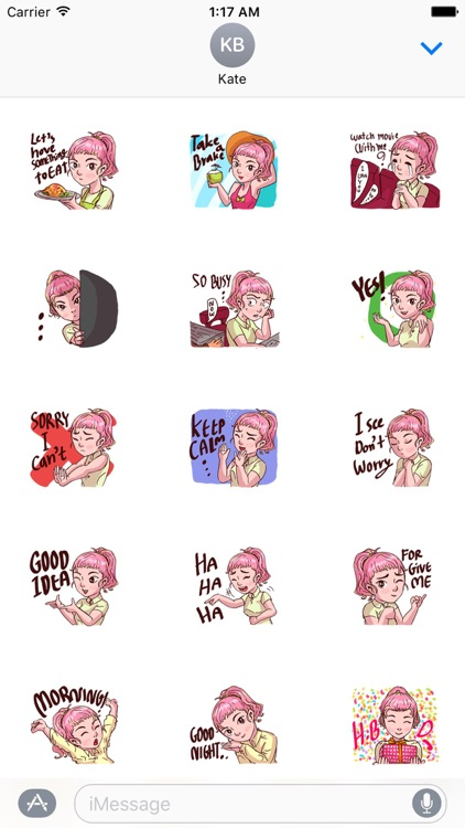 Valentine Of Single Women Stickers
