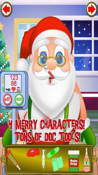 Christmas Doctor Hospital Careのおすすめ画像2