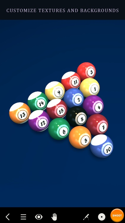 Pool Break 3D Billiards 8 Ball, 9 Ball, Snooker screenshot-2
