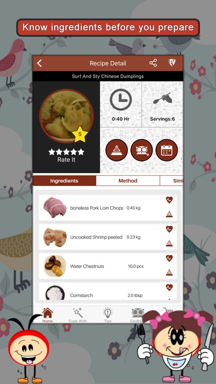 Popular Recipes SMART CookBook screenshot-3