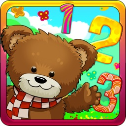 1 to 10 - Games for Learning Numbers for Kids 2-6