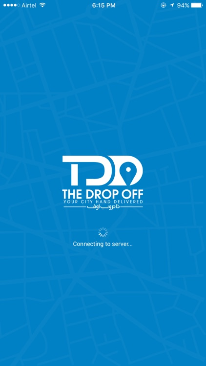 The Drop Off Agents
