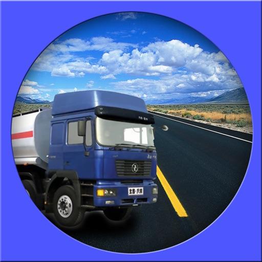 Real Oil Tanker Truck Driving Simulator 2017