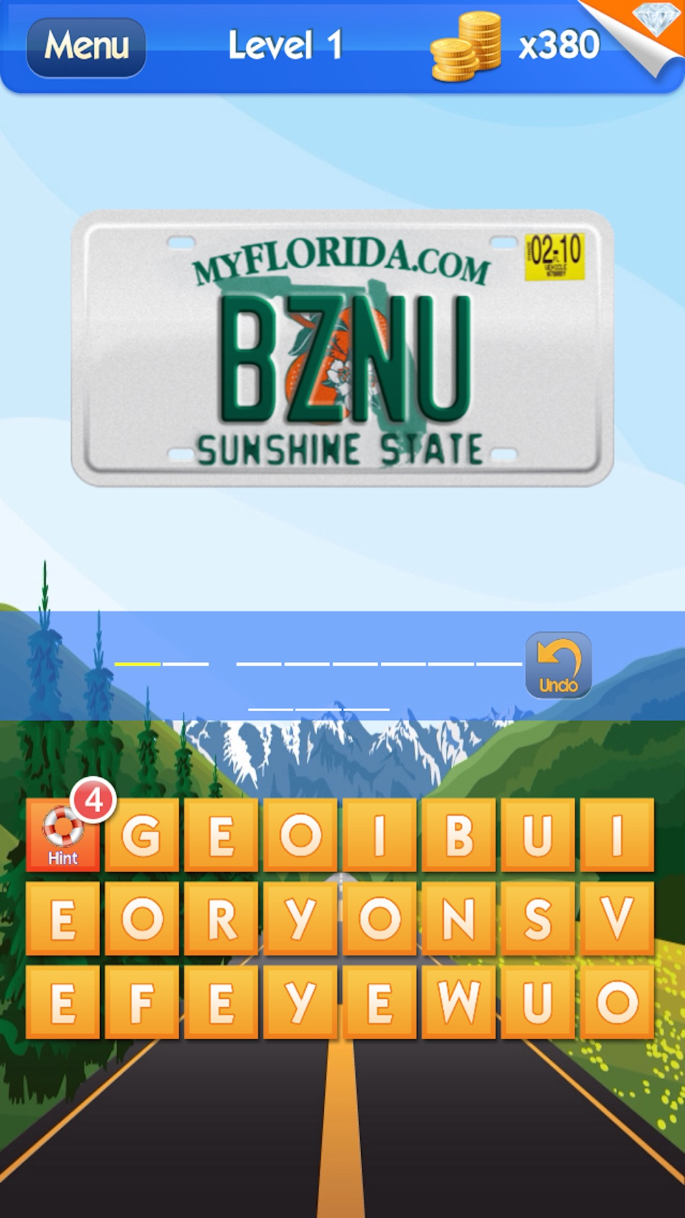 What's the Plate? - License Plate Game hack tool