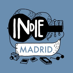 Indie Guides Madrid, guide & offline map