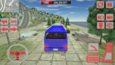 オフロードバスシミュレータ -山バス運転そしてパーキングのおすすめ画像5