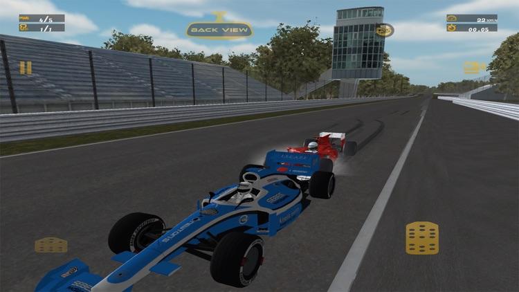 3D Fast Cars Race 2017