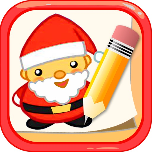 How to Draw Merry Christmas : Drawing and Coloring