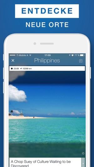 Philippinen Reiseführer & Offline-Karte Screenshot
