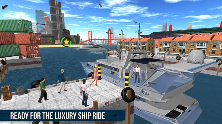 Ship Simulator Real 3D Game