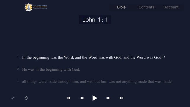 Bible - Catholic Study on the App Store