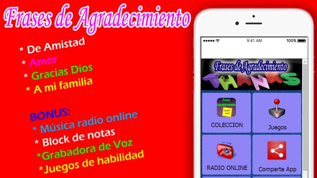 Frases De Agradecimiento On The App Store