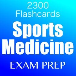 Sports Medicine Exam Prep 2017 Edition : 2300 Q&A
