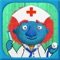 Tiggly Doctor will help your child check up on their verbs