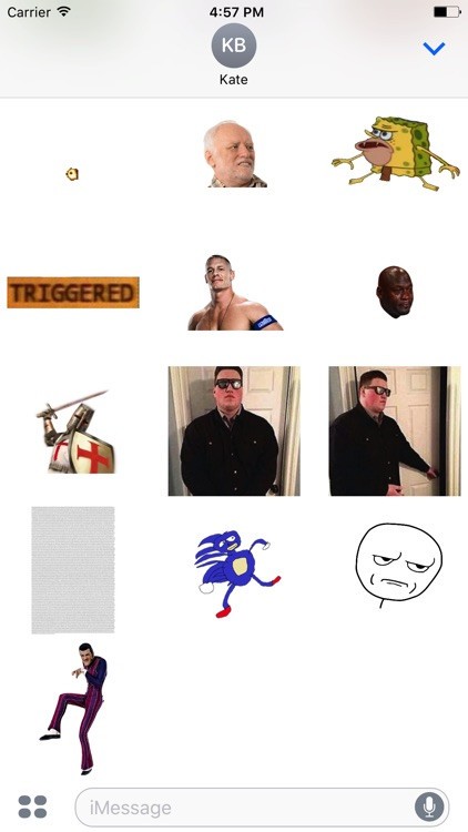 MemeStickers - Stickers for Memes