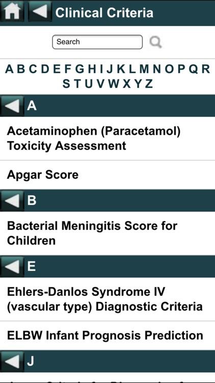 EBMcalc Pediatrics screenshot-3