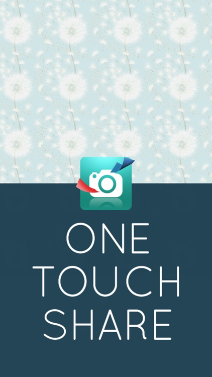 One touch Share