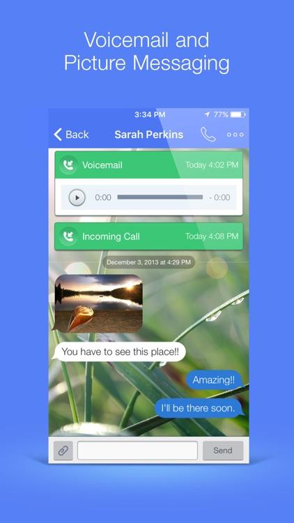 TextNow - Unlimited Text + Calls screenshot-3
