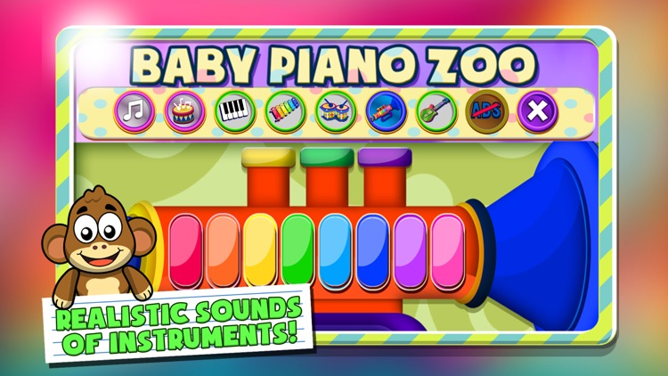 Musical Instruments & Animals screenshot-3