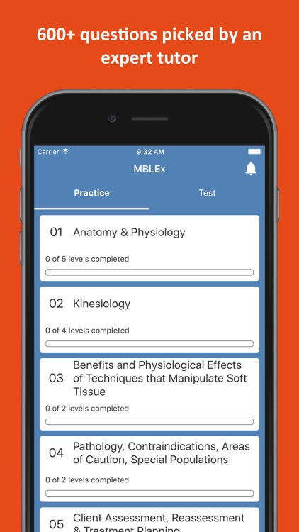 MBLEx® Massage Practice Test by Nhu Quynh Nguyen