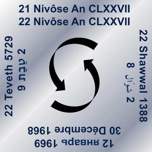 Универсальный конвертор дат