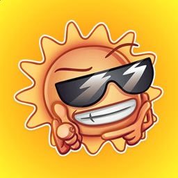 Good Weather Forecast Stickers