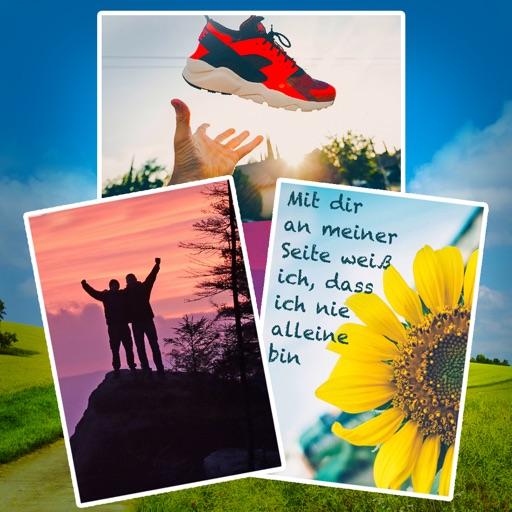 Freundschafts-Spruchbilder - Zitate Sprüche Bilder