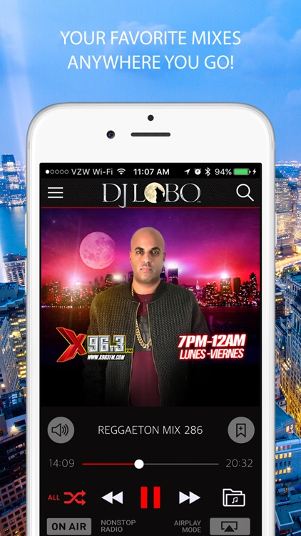 DJ Lobo screenshot-0