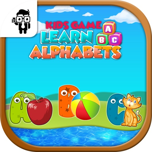 Kids Fun Game Learn Alphabets