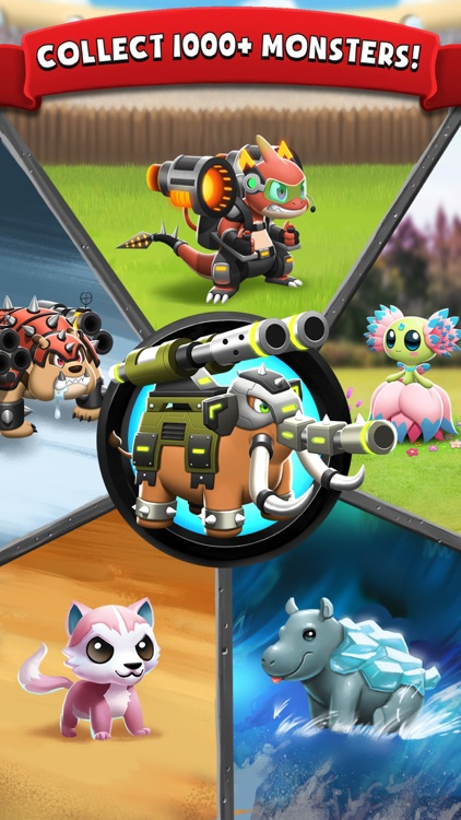 Battle Camp - Catch Monsters screenshot-0