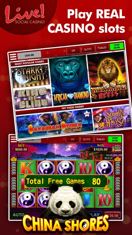 Live! Social Casino screenshot-0