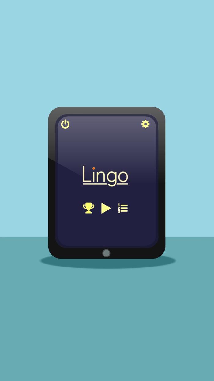 Lingo - Guess the Word Screenshot