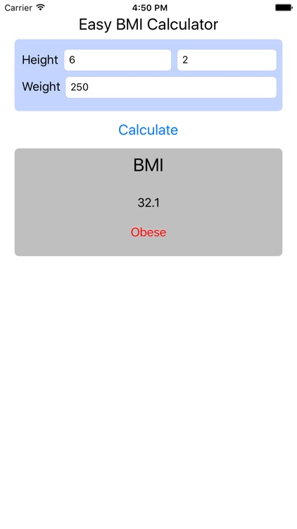 BMI Calculator - Find Your Body Mass Index