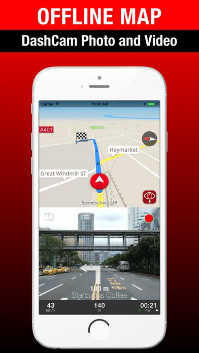 Bangkok Tourist Guide + Offline Map