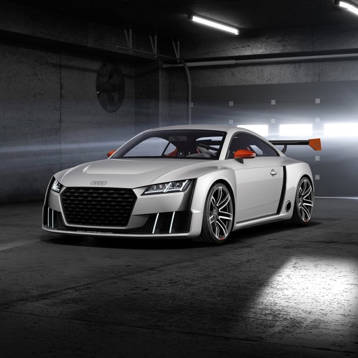 HD Car Wallpapers - Audi TT Edition