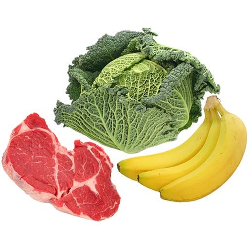 Grocery List - Cooking Recipe Ingredients
