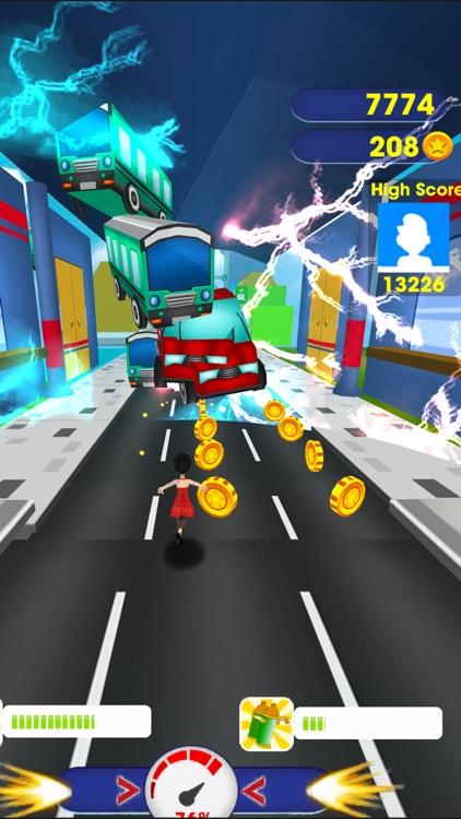 Subway Runner 3D Surf Rush