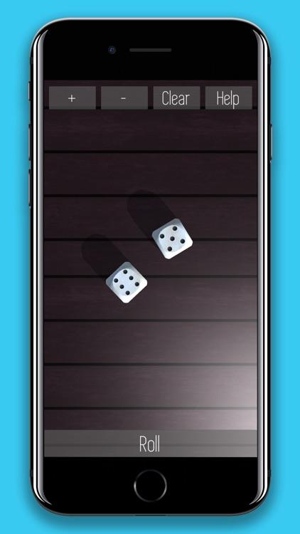 Dice Roller 3D App