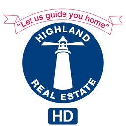 Highland Real Estate Home Search for iPad